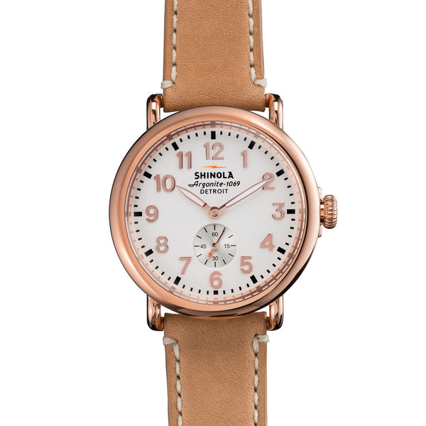 The Runwell - 41mm Shinola Watch
