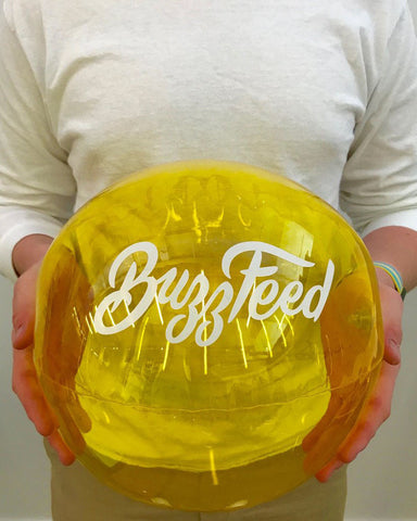 BuzzFeed Beach Ball