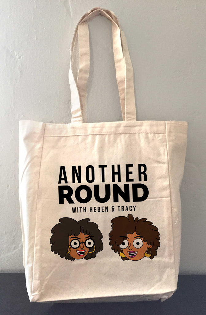 Another Round Tote Bag