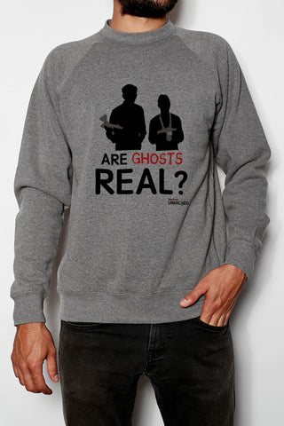 BuzzFeed Unsolved Are Ghosts Real? Crew Neck Sweatshirt