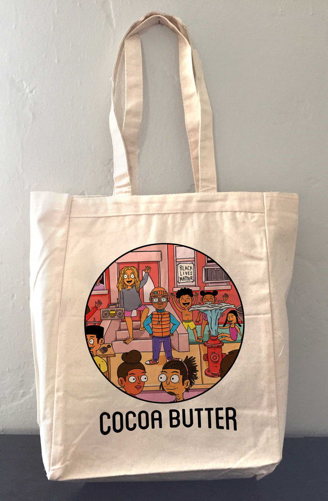 "Limited Edition ""Black History Month"" Tote Bag"