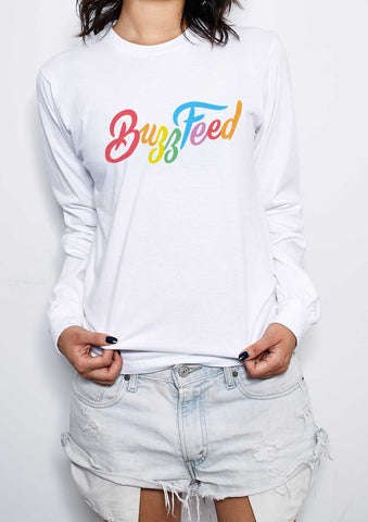 BuzzFeed Pride 2016 Long Sleeve