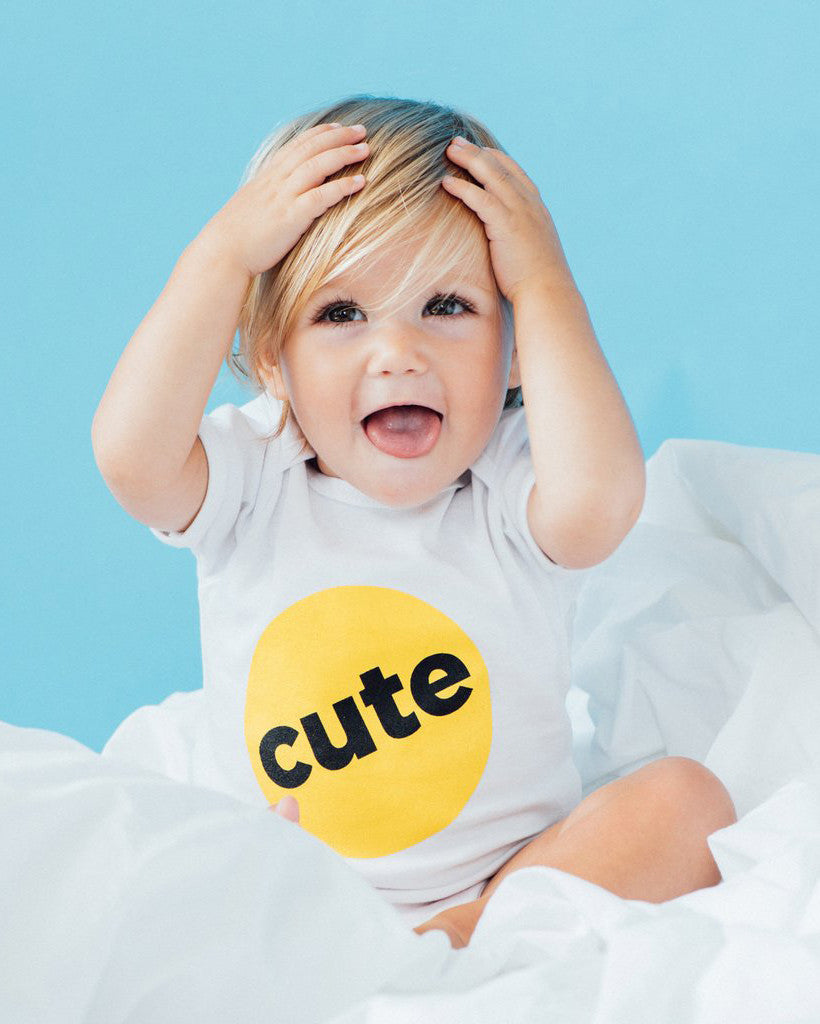 cute baby onesie – shop buzzfeed