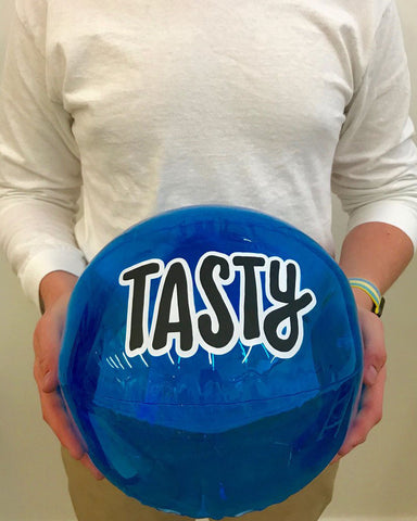 Tasty Beach Ball