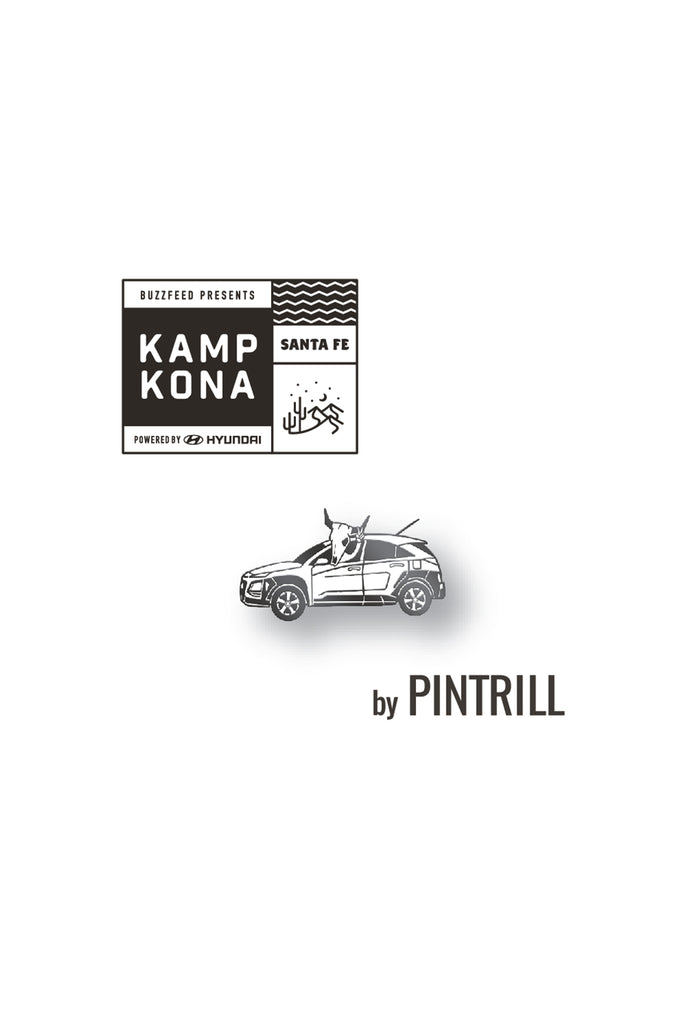 Kamp Kona Santa Fe Future Fantasy Delight PINTRILL Pin