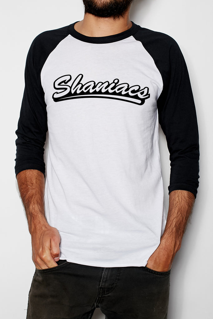 BuzzFeed Unsolved Team Shaniacs Baseball T-Shirt