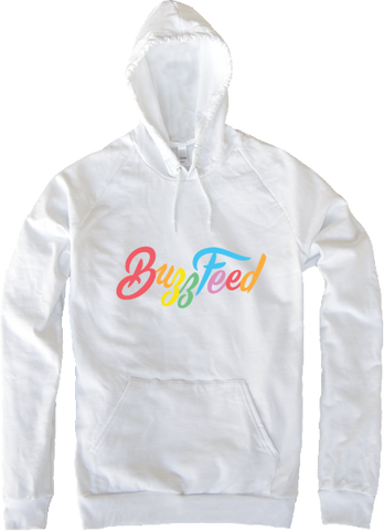BuzzFeed Pride Pullover Hoodie