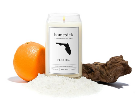 Florida Homesick Candle