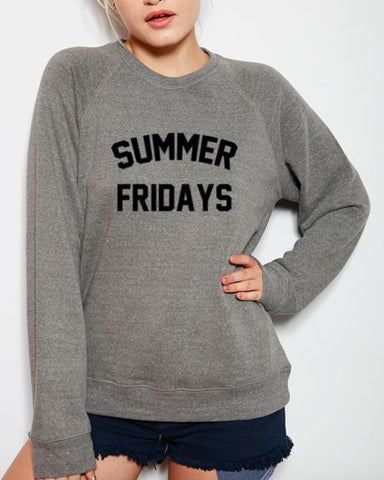 Summer Fridays Sweatshirt