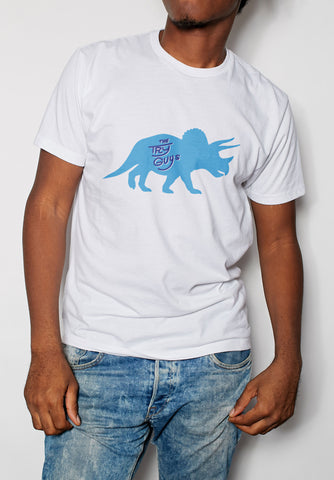 The Try Guys Tryceratops Crew Neck T-Shirt