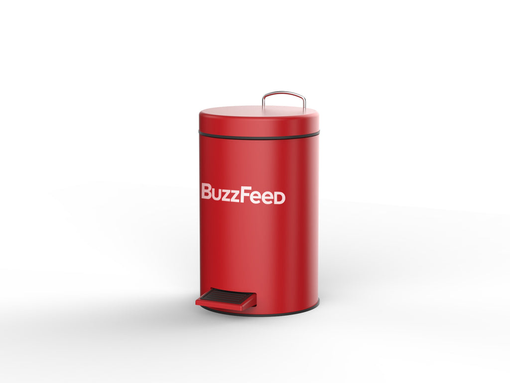 Limited Edition BuzzFeed Garbage Can