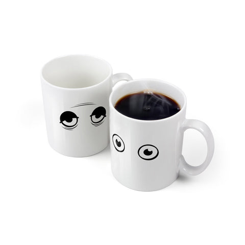 Awake Heat Sensitive Mug