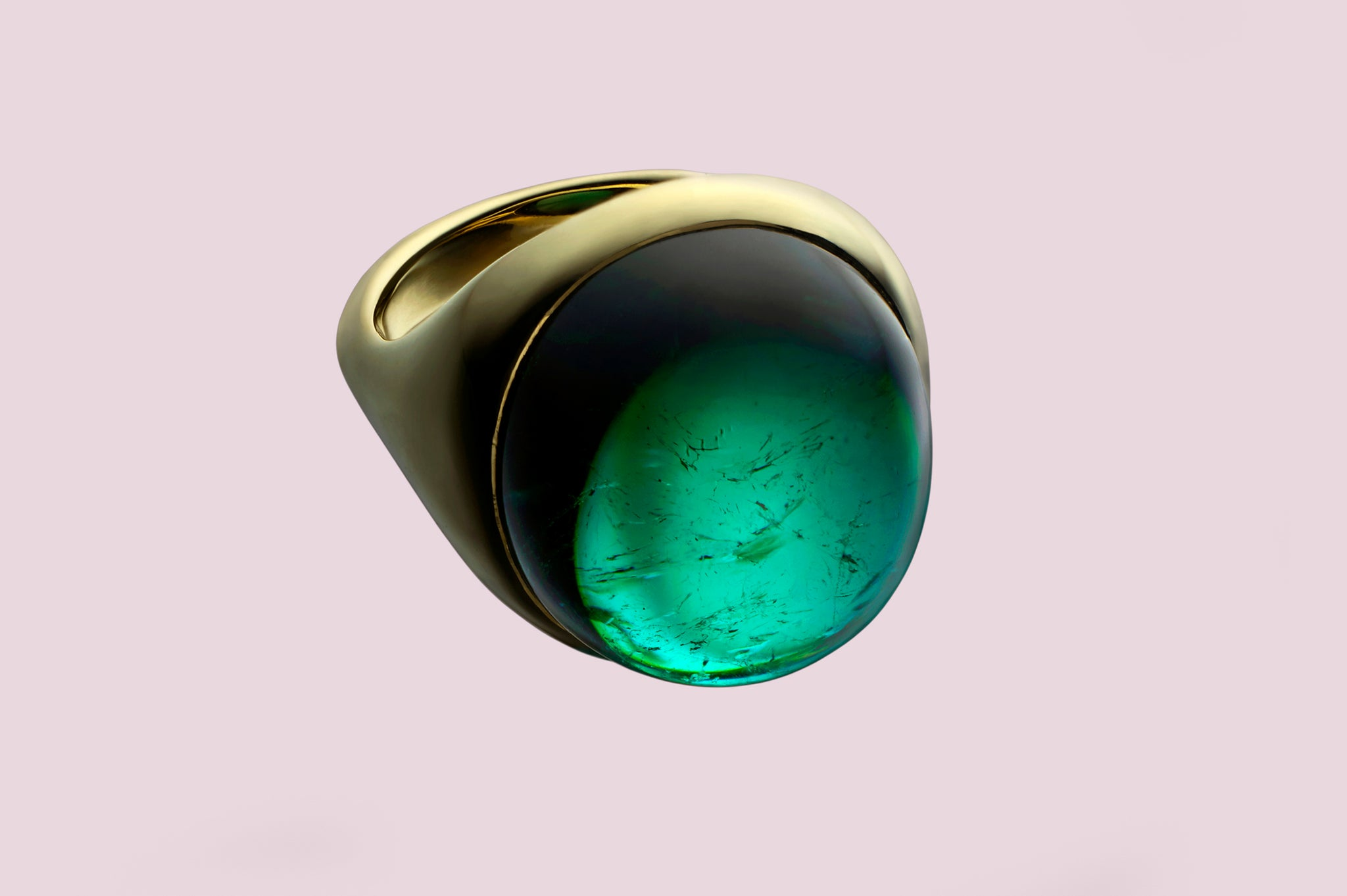BLUE GREEN RING</br>AVAILABLE TO BUY