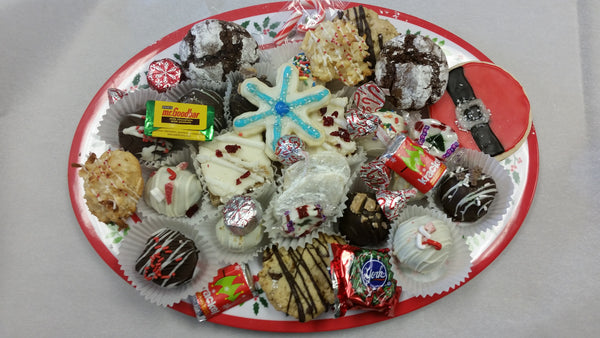 Holiday Gift Tray