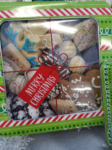 Holiday Dessert Tin