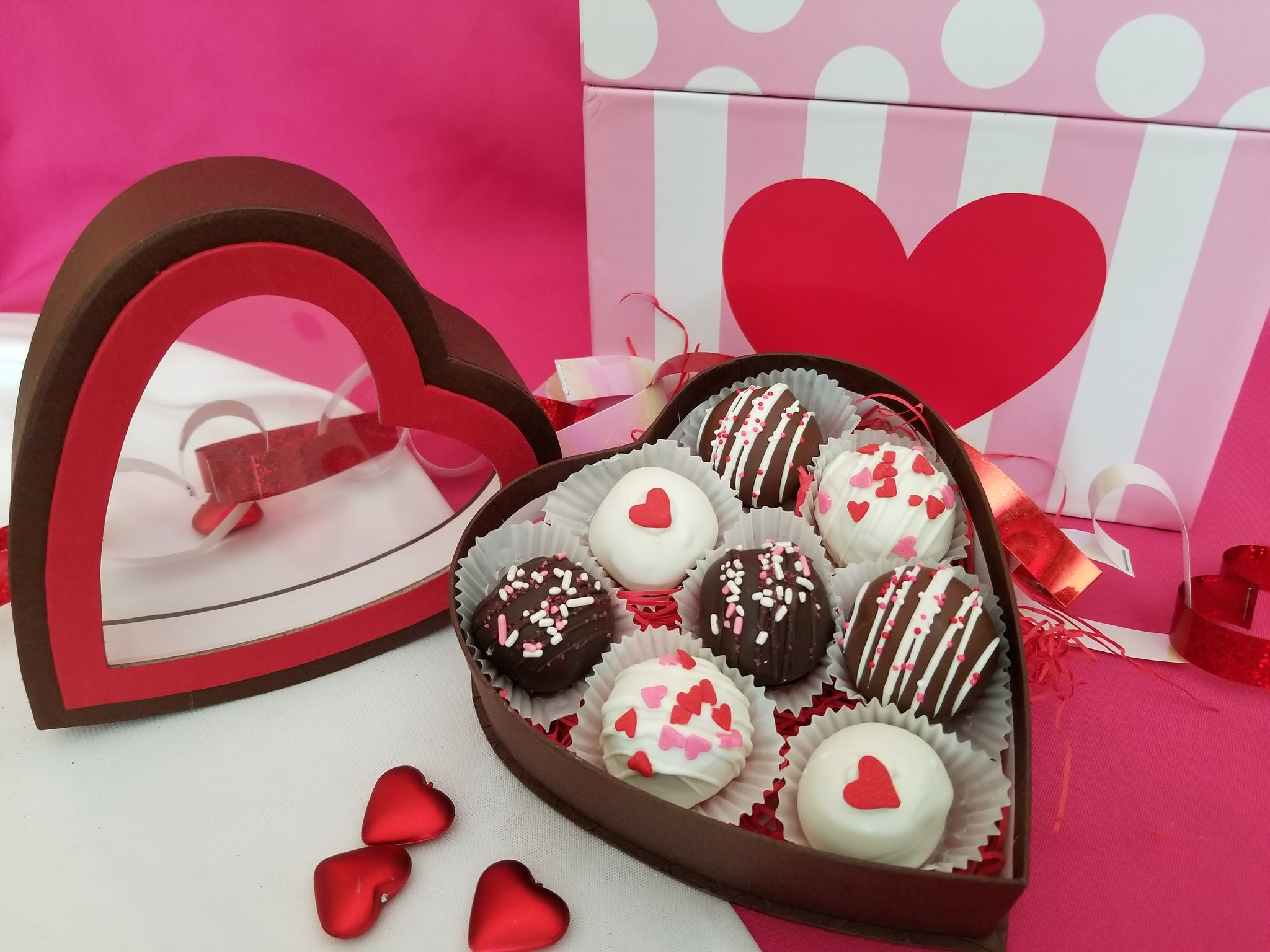 8 pc Sweetheart Gift Box (Sold in sets of 3) BEST VALUE