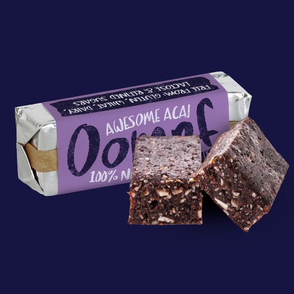 Awesome Acai <br/> Natural Energy Bar