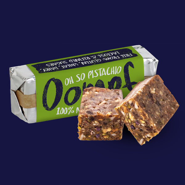 Oh so Pistachio! <br/> Natural Energy Bar