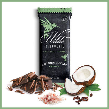 Coconut Nectar Chocolate