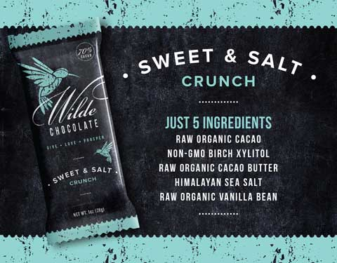 Sweet & Salt Crunch