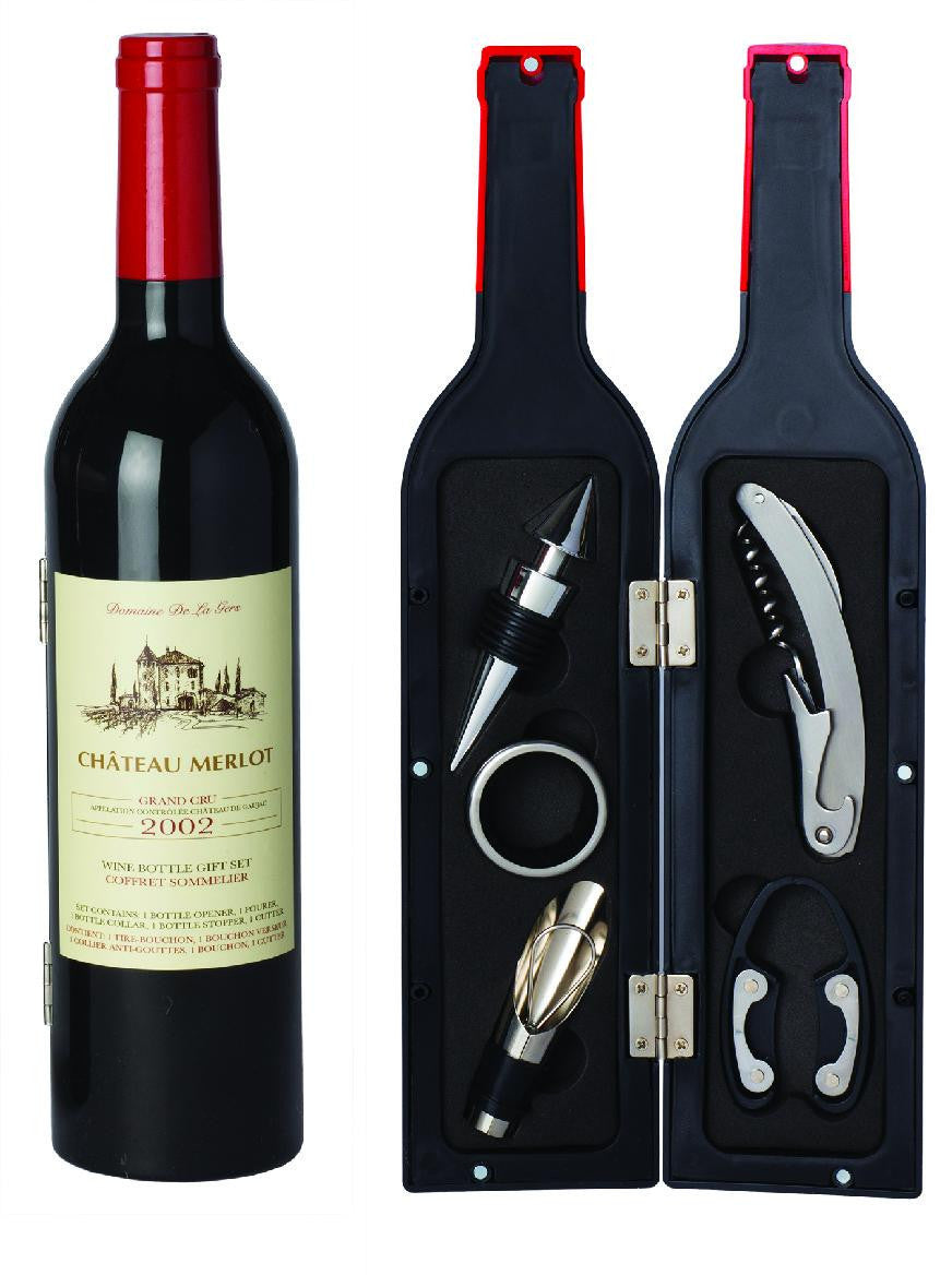 CHATEAU SWINGOUT BOTTLE GIFT SET (6PCS)