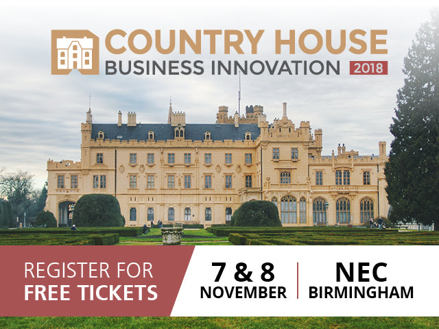 The Country House Business Innovation Show 2018