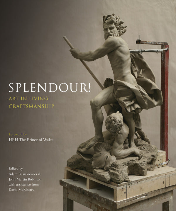 Splendour! Exhibition Catalogue -Free Shipping