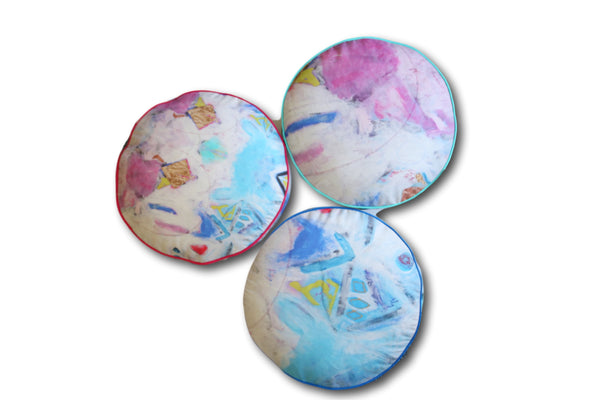 North America Floor Pouf