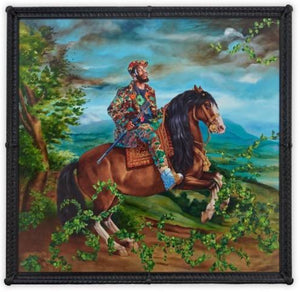 Art Camp Session 2: Kehinde Wiley June 17th-21st