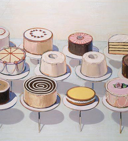 Art Camp Session 1: Wayne Thiebaud June 3rd-7th