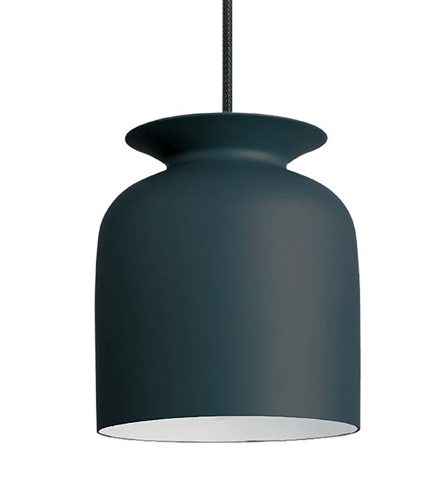 GUBI-RONDE-MEDIUM-LAMPE-PENDEL - anthracite grey