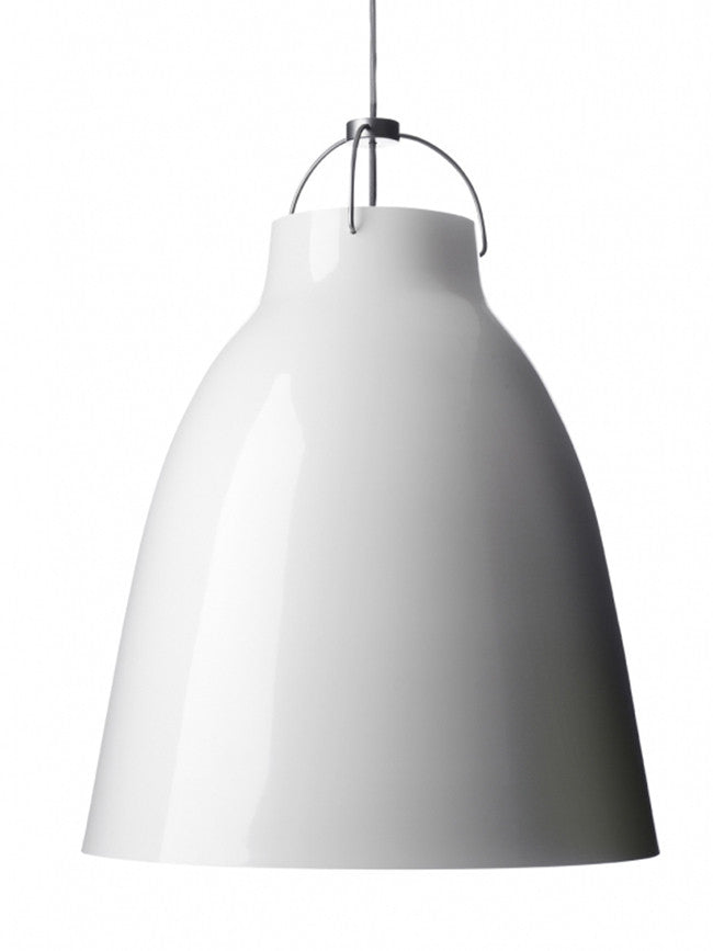 Lightyears - Caravaggio pendant xtra large - no. 4 - lampe - manz - white