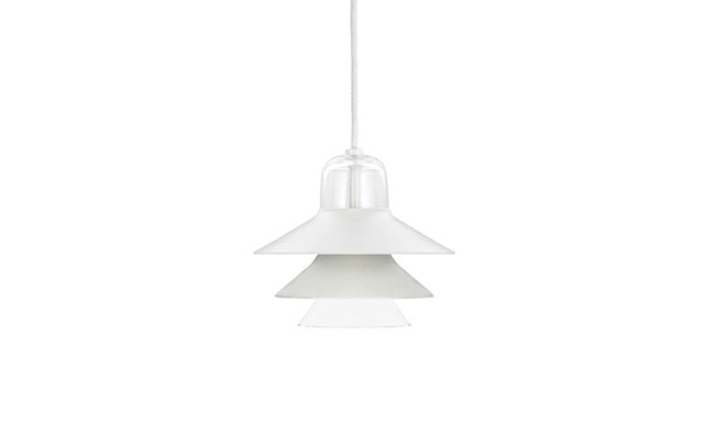 Normann Copenhagen - Ikono lamp small-pendel - grey