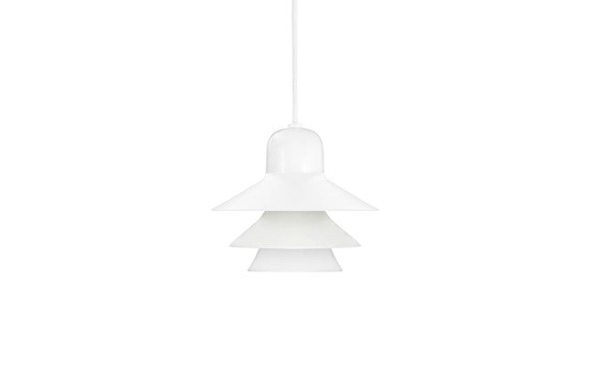Normann Copenhagen - Ikono lamp small-pendel - white
