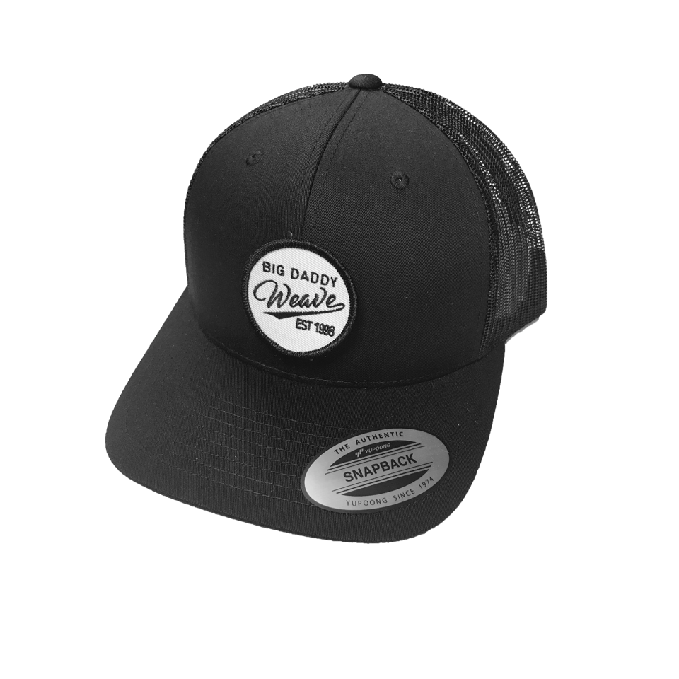 Big Daddy Weave Black Trucker Hat