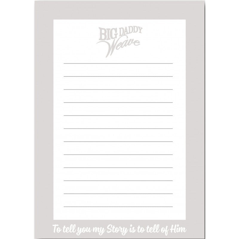 My Story Notepad
