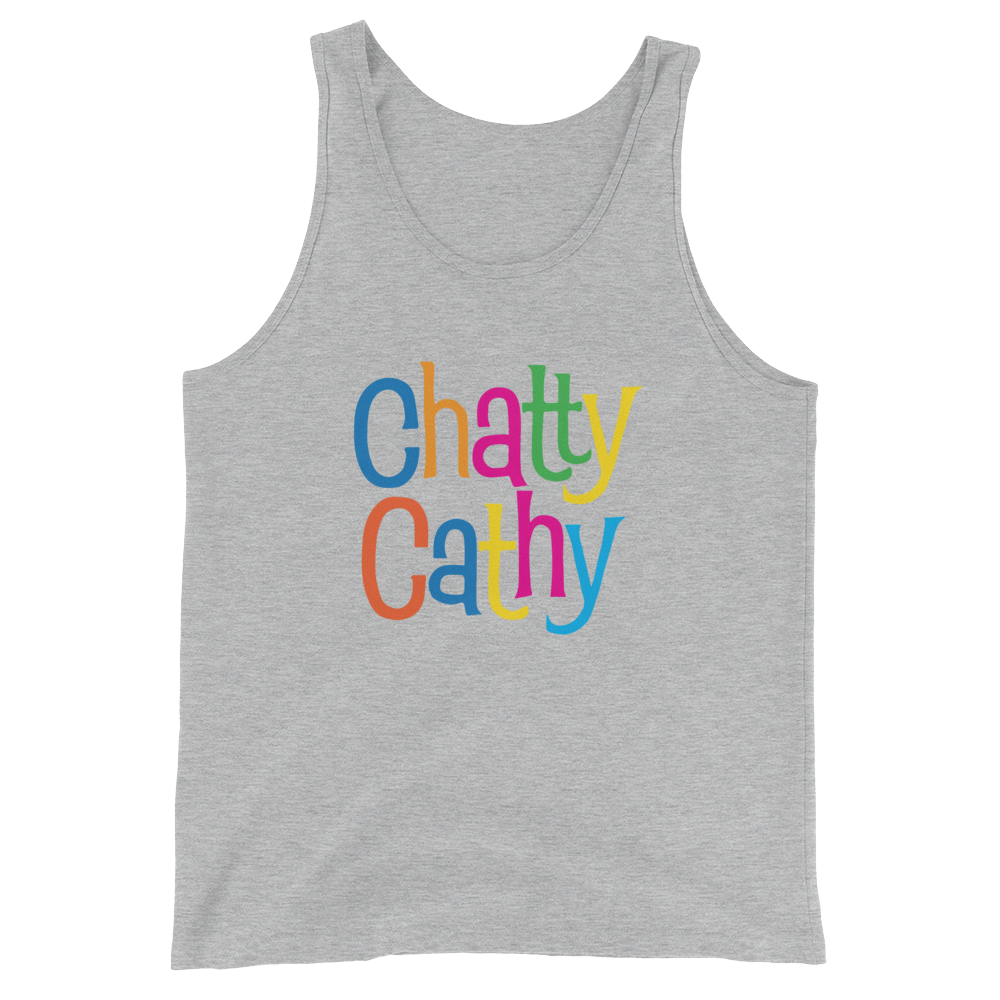 Chatty Cathy tank-top