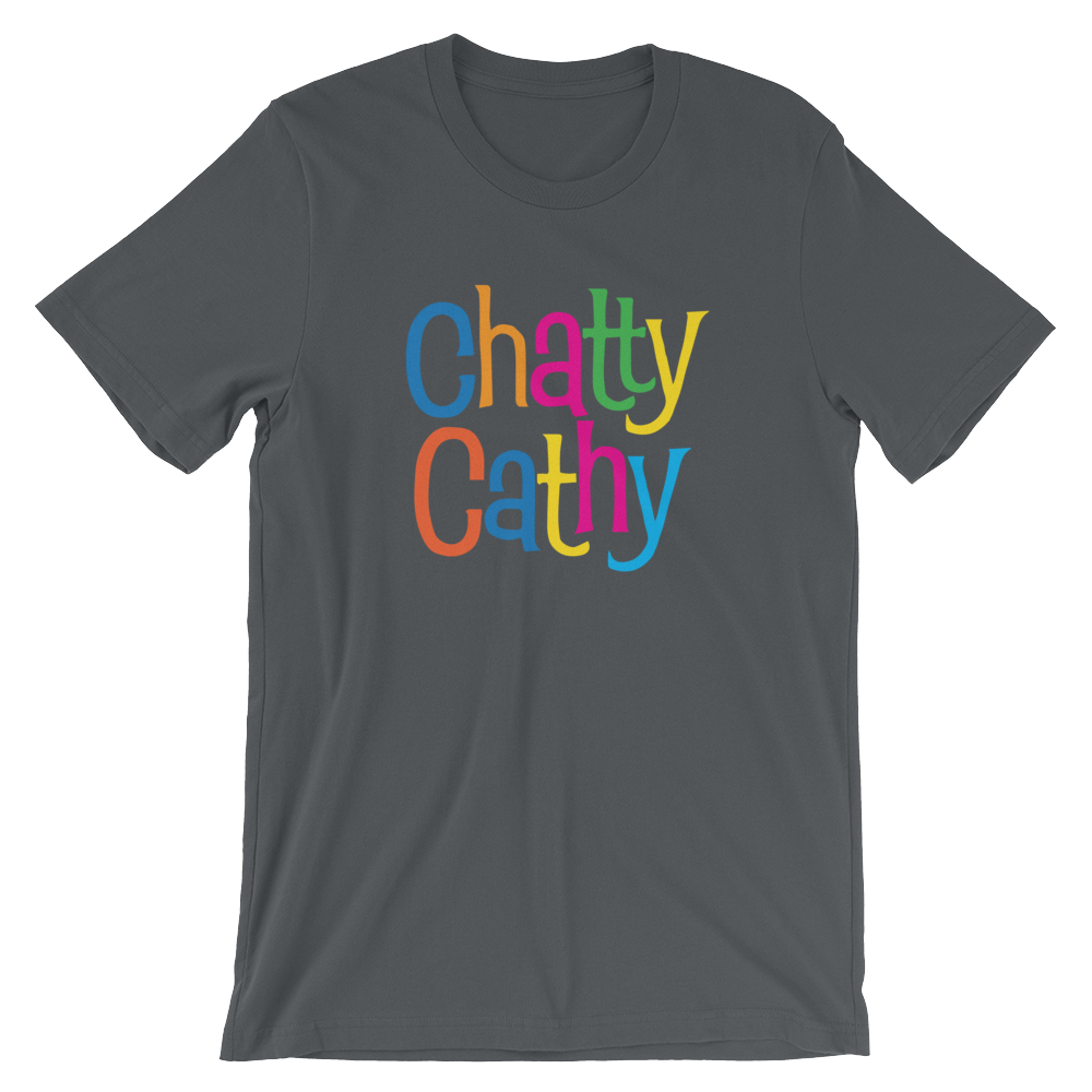 Chatty Cathy t-shirt