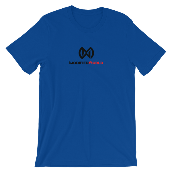 Modified World Logo t-shirt