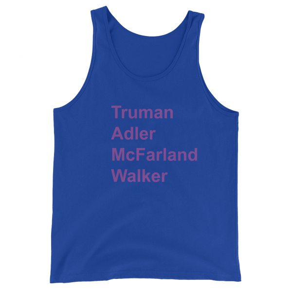 Will & Grace tank-top