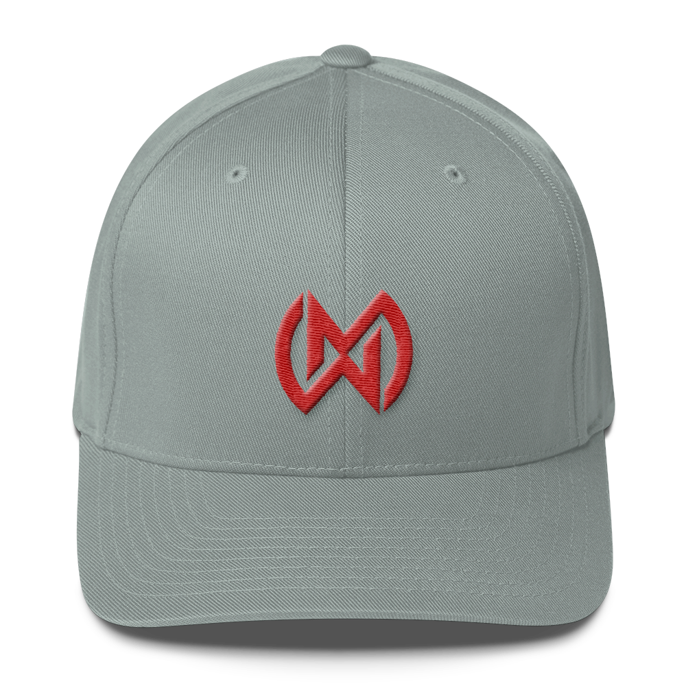 Modified World embroidered twill cap