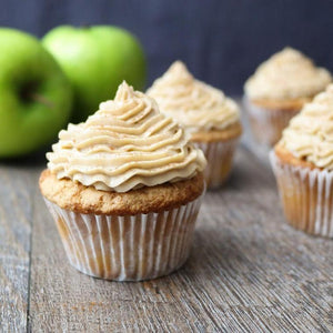Apple Spice Cupcakes with Raven's Spice