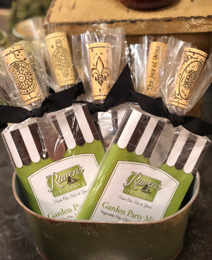 Garden Party Gift - Vintage Wine Cork Collection