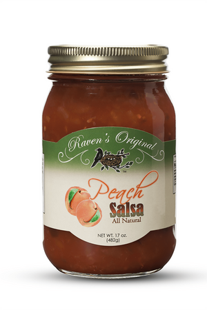 Peach Salsa (17 oz.)