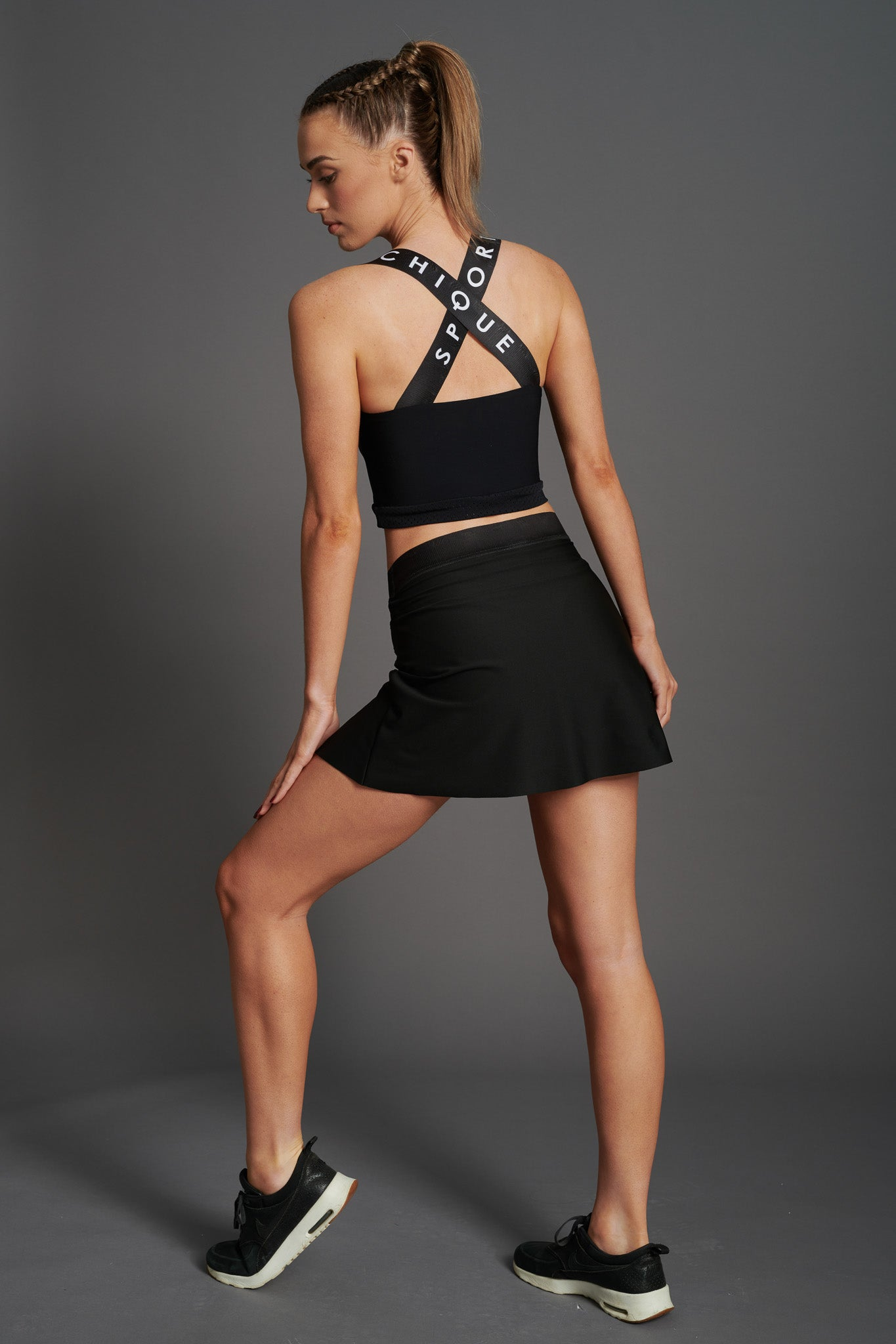 Fierce A-line Skirt