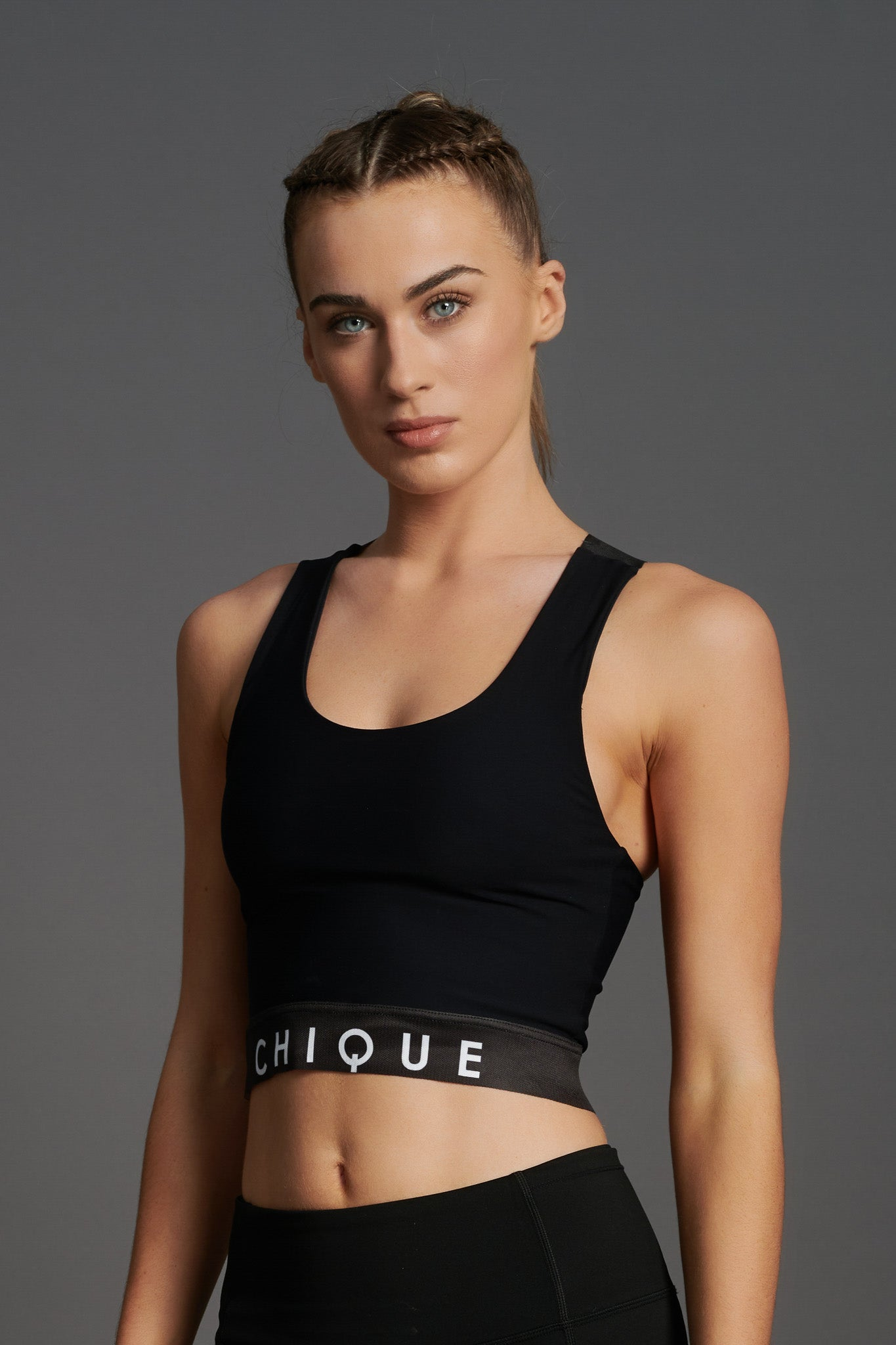 Fierce Halo Crop Top-1