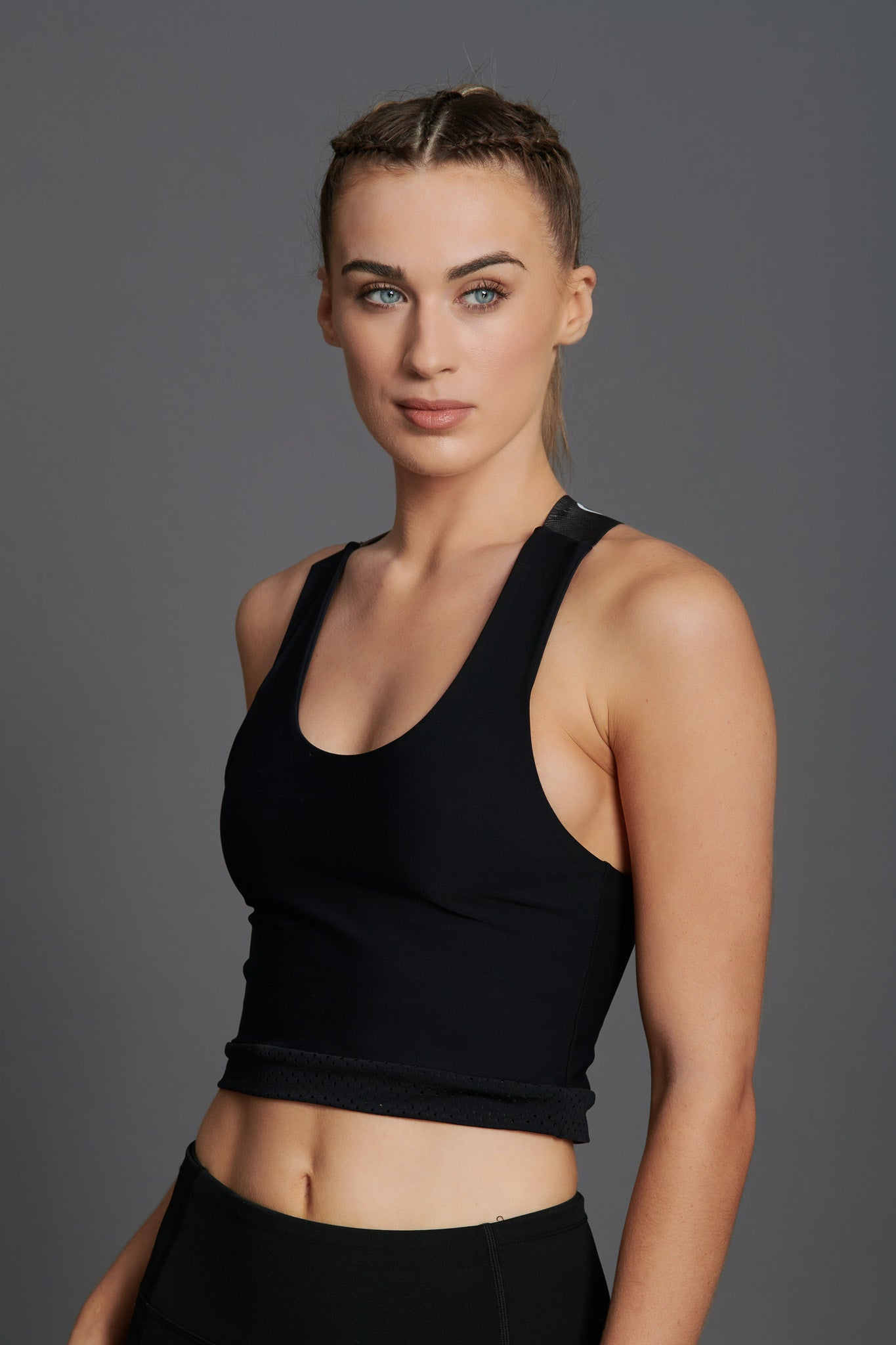 Fierce X Crop Top-1