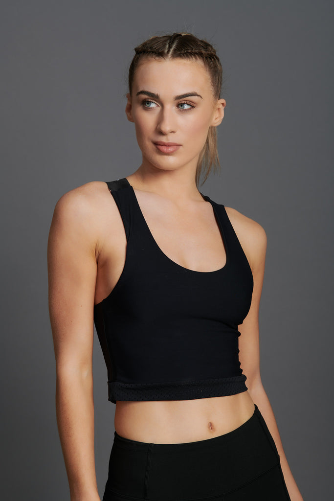 Fierce X Crop Top-7