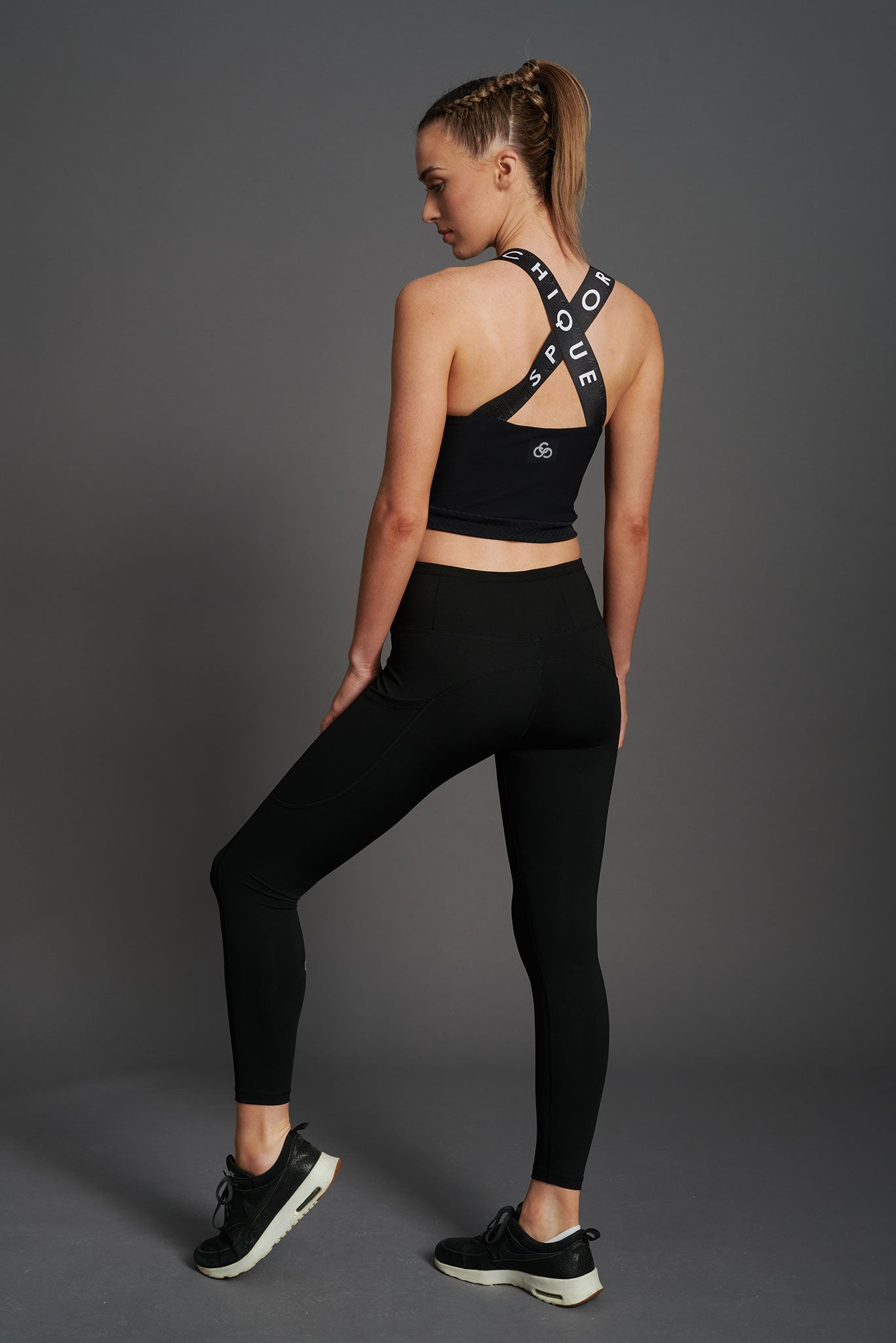 Fierce X Crop Top-8