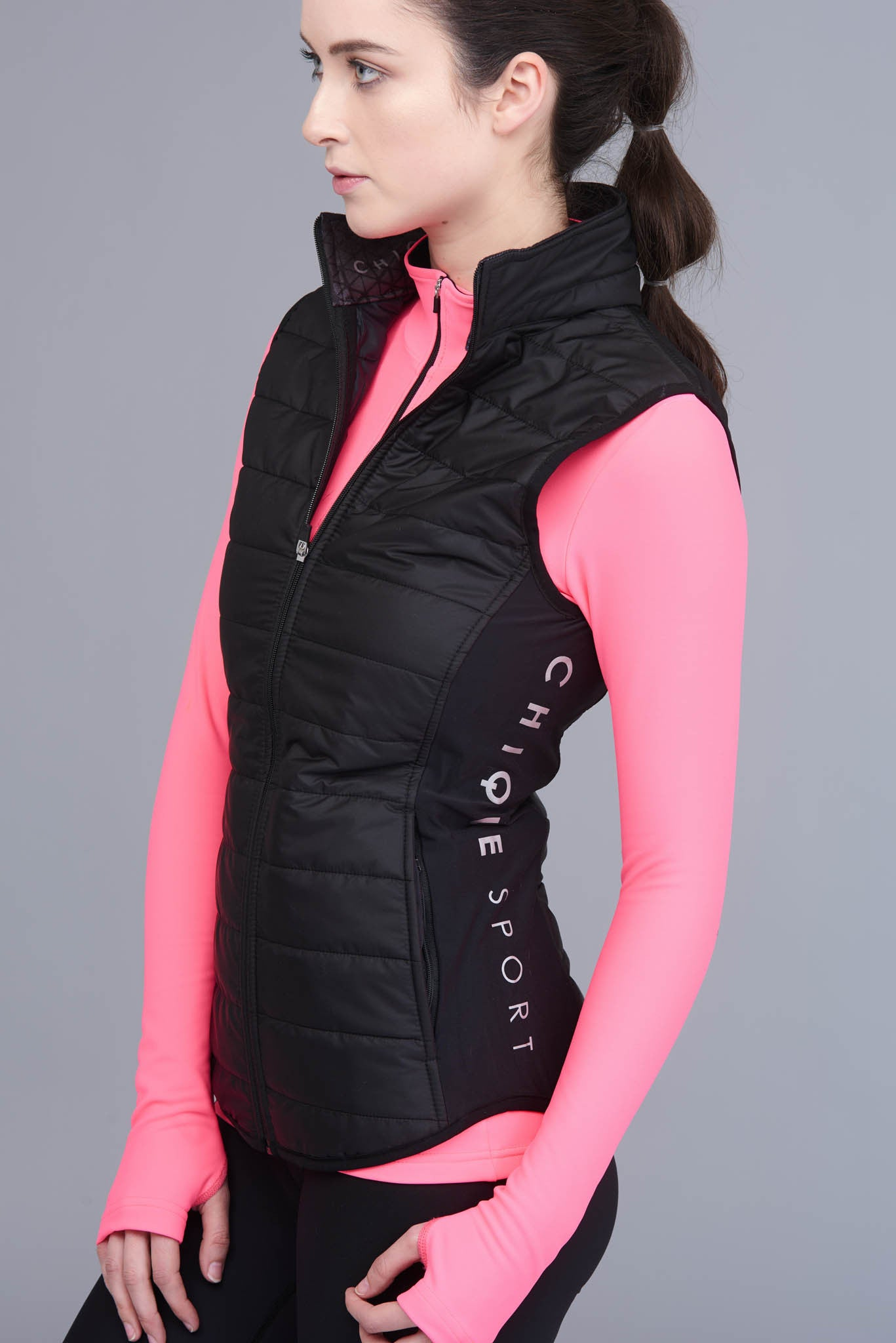 Train to Win Bodywarmer-9